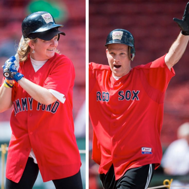 Ronnie Biegner was a long-time supporter of the Jimmy Fund and a regular at John Hancock Fenway Fantasy Day. When he passed away, it was only fitting that his family took up the same cause in his memory.
