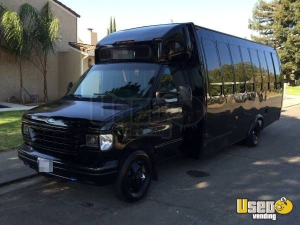 New Listing: https://www.usedvending.com/i/Ford-E-350-Party-Bus-for-Sale-in-California-/CA-ZL-837S Ford E-350 Party Bus for Sale in California!!!