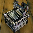 Step 0: The MicroSlice | A tiny Arduino laser cutter