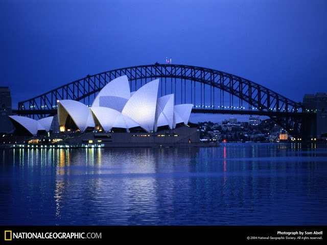 Sydney Australia 25 Cool Places To Visit Around The World Things Pictures