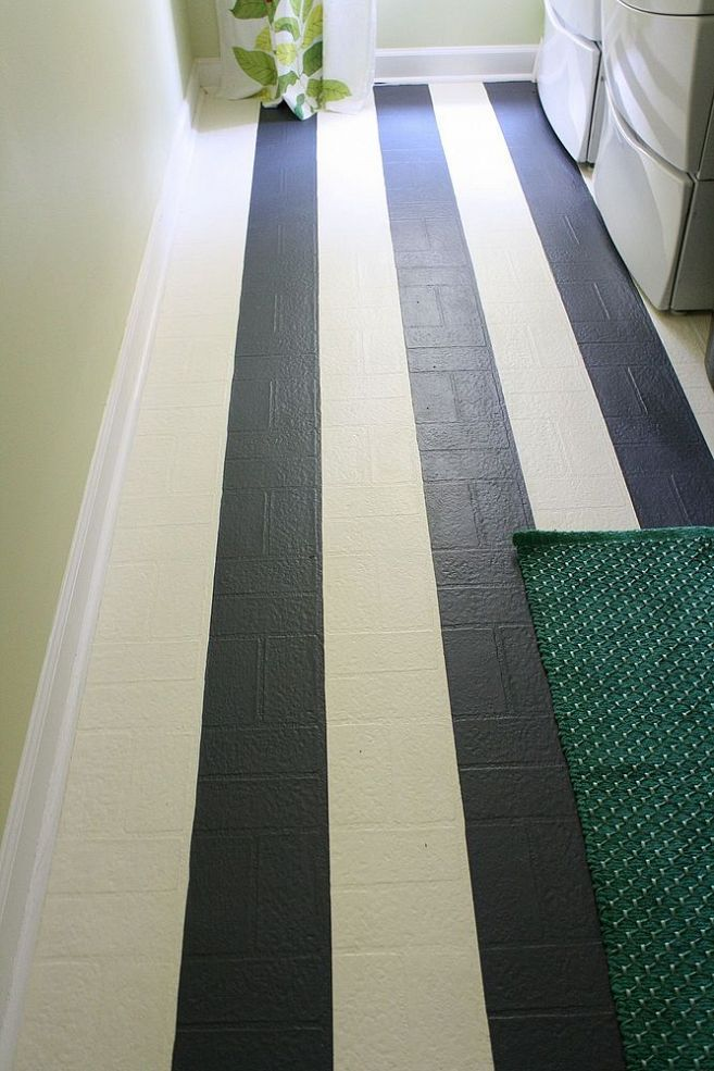 floor paint ideasThe 25 best Painted vinyl floors ideas on Pinterest  Floor paint