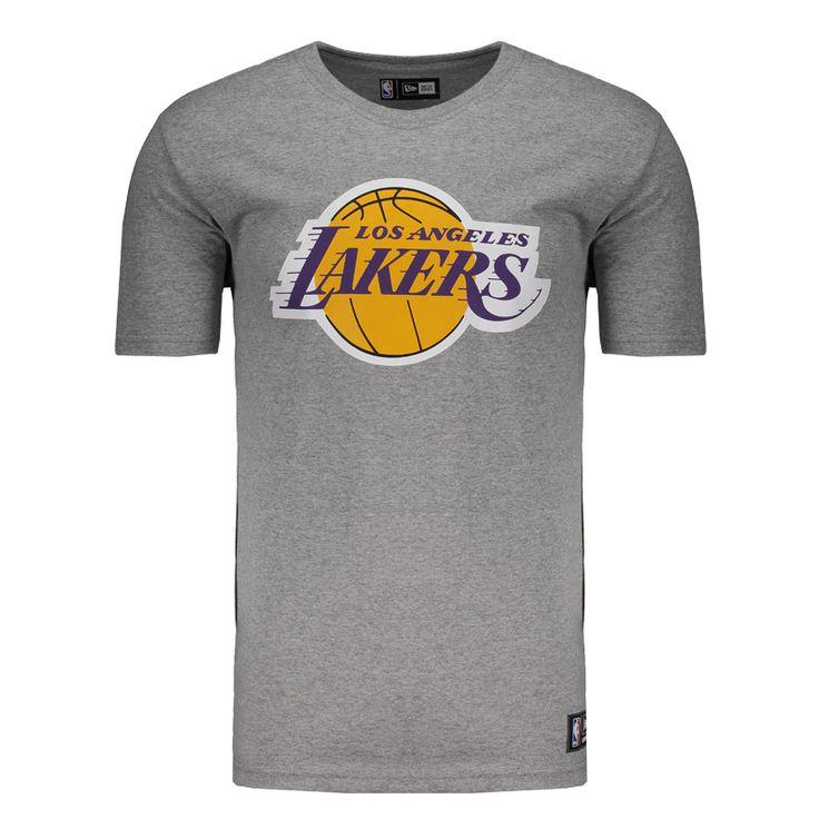 Camiseta New Era NBA Los Angeles Lakers Somente na FutFanatics você compra agora Camiseta New Era NBA Los Angeles Lakers por apenas R$ 89.90. Basquete. Por apenas 89.90