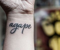 Agape: Unconditional Love