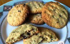 Ricetta biscotti con farina di kamut e cioccolato La ricetta che vi propongo…