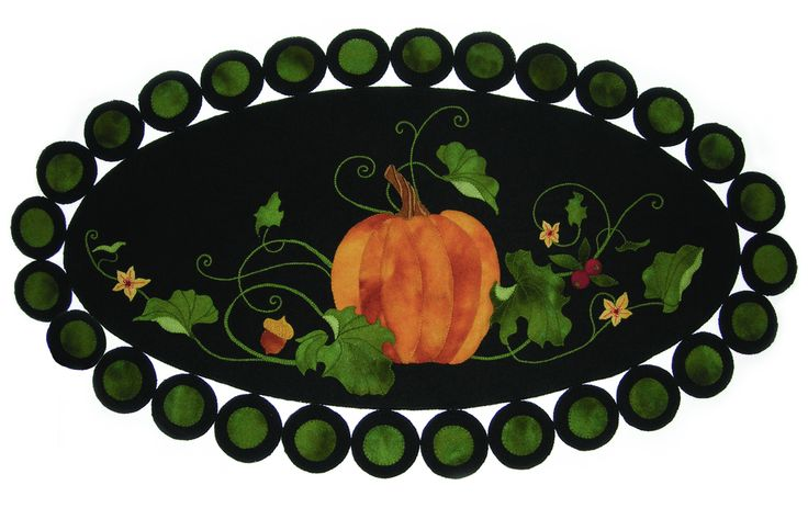 Image detail for -Harvest Penny Rug