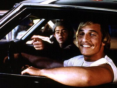 Matthew McConaughy & Rory Cochran Dazed and Confused (1993)