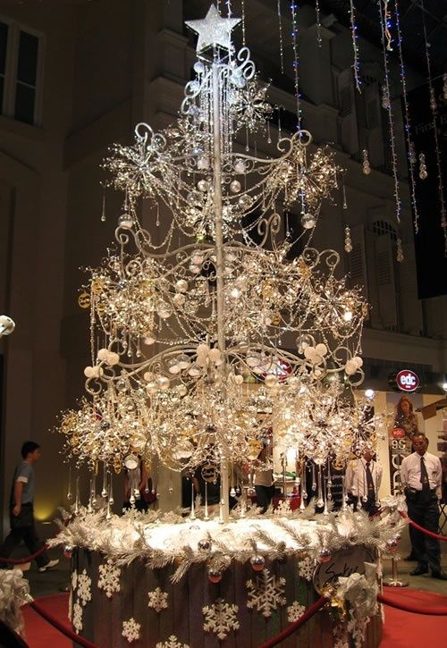 35 Best Christmas In Crystal Images On Pinterest