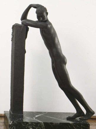 Libero Andreotti,1930, Firenze