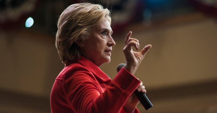 After saying she would consider a national gun buyback program to reduce the number of firearms in circulation, the powerful gun lobby accused Mrs. Clinton of supporting the confiscation of guns.