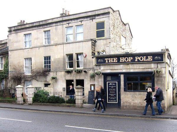 Hop Pole - Bath