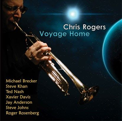 "CHRIS ROGERS ""VOYAGE HOME"" CD Release Party Thursday August 31st 8pm @ZINC BAR82 W 3rd Street NYC NY 10012 (Thompson &Sullivan)212-477-9462FeaturingChris Rogers - trumpetflugelhornkeyboards & composer Roger Rosenberg - baritone & sopranosaxophones Oscar Perez - piano Jay Anderson - bass Steve Johns - drums WillieMartinez - percussion plus special guests TBA The concept of Family is so fundamental to musical development especially in New York City where so many families-by-choice evolve…"