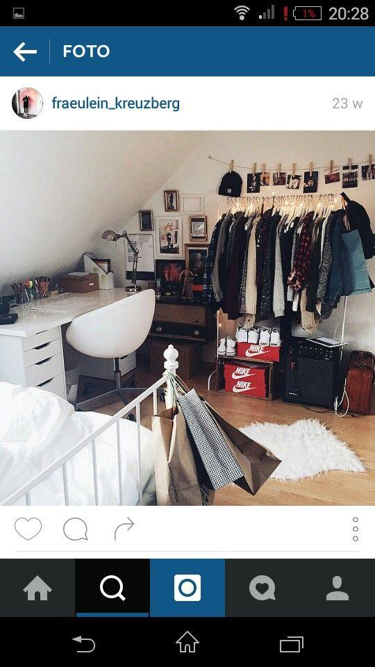 Room decor grunge hipster teen white nike old school radio vintage retro bedroom
