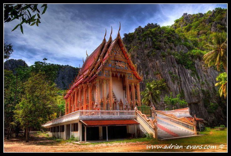 Khao Sam Roi Yot, Prachuap Khiri Khan Province, Thailand  Photo by Adrian Evans  #wowtasticThailandPhotoContest