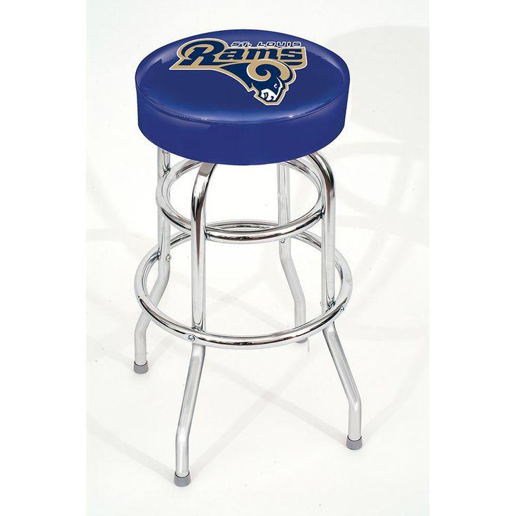 St. Louis Rams NFL Bar Stool