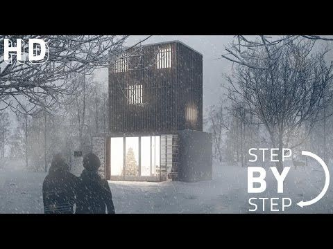 Advanced Post Production Techniques in Photoshop : Winter Scene - YouTube