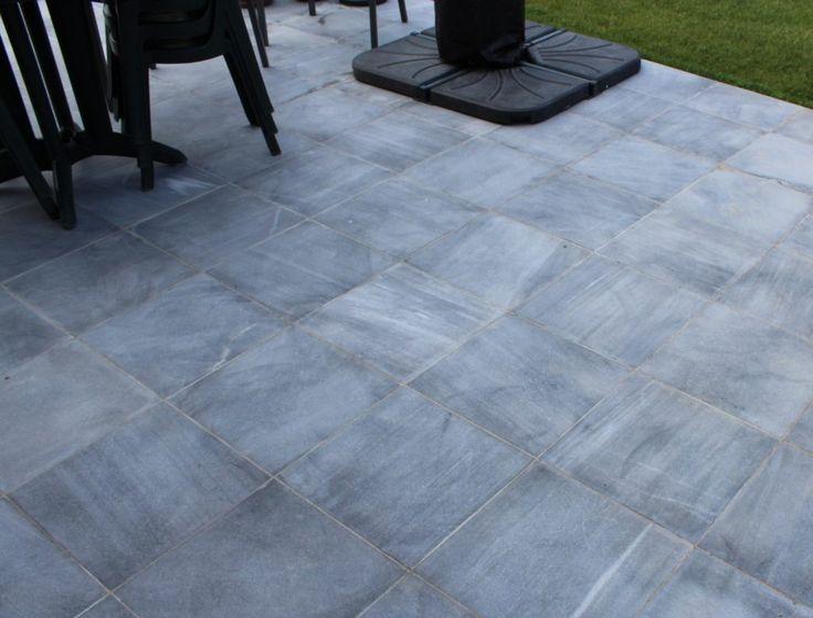 20 dalle pierre pinterest - Terrasse en pierre bleue prix ...