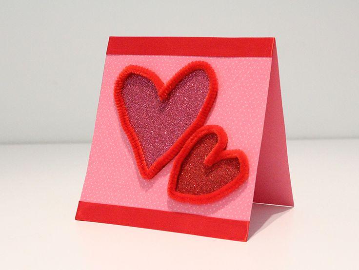 1000 id es sur le th me cartes de saint valentin maison sur pinterest carte - Idee de saint valentin ...