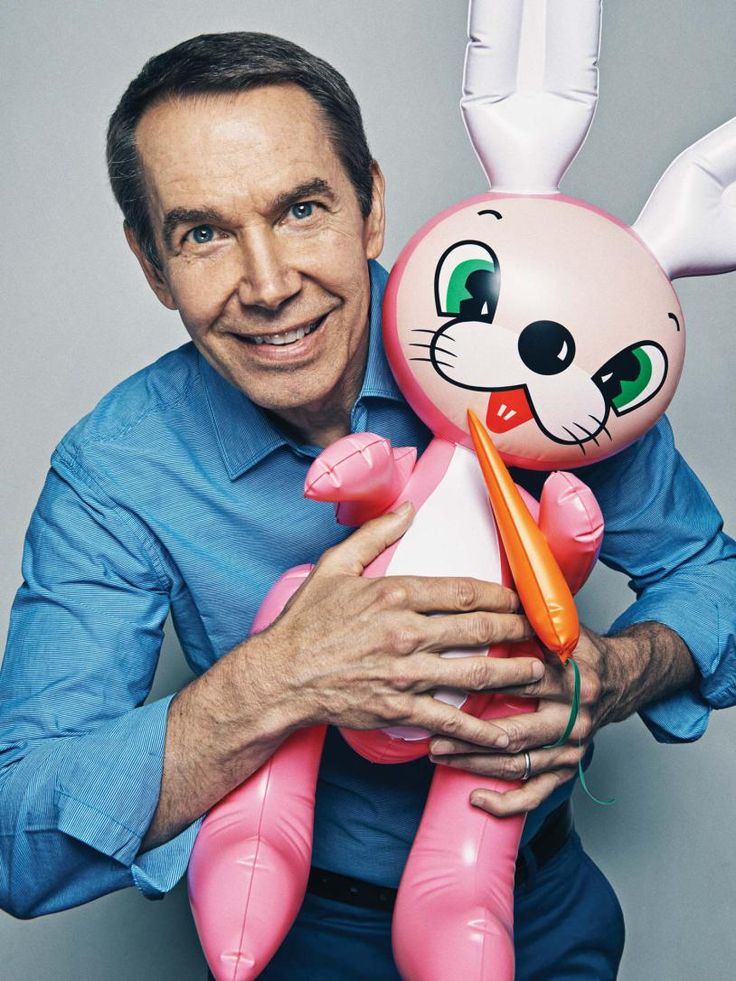 Brain Magazine - Reportages - Jeff Koons - L'exégèse du diable