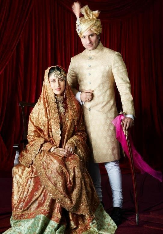 Kareena Kapoor and Saif Ali Khan #Bollywood