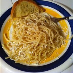 ... Spaghetti Yummy, Spaghetti Factories, Cheese Spaghetti, Brown Butter
