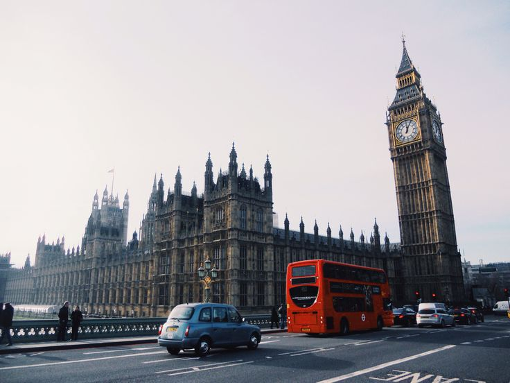London ~ Big Ben