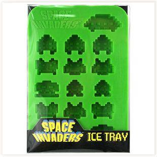 Moule à Glaçons Space Invaders #geek #aperoretro