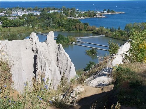 Scarborough Bluffs-Ontario