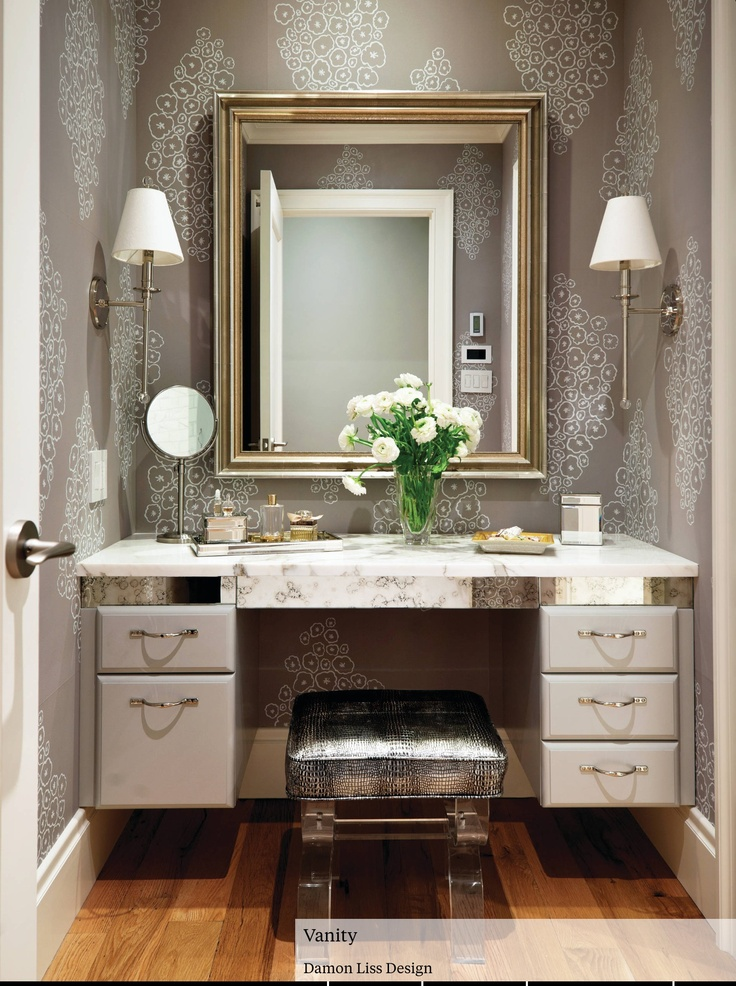 Closet And Vanity Room Ideas