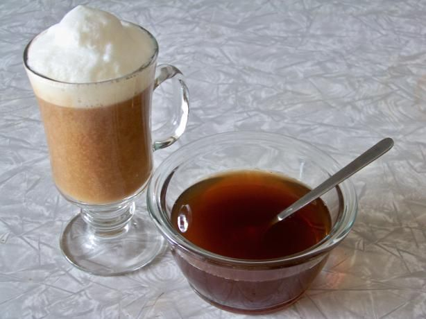 DIY Hazelnut Sugar Syrup for coffee - we go through tons of this so I want to try making my own!