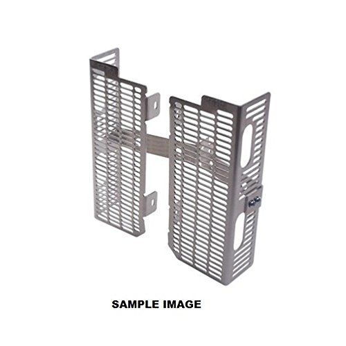 Devol Engineering RADIATOR GUARD CRF250R/X 04-07 HCF-0092:   Devol Aluminum Radiator Guards for Honda CRF 250 R 04-09, CRF 250 X 04-12