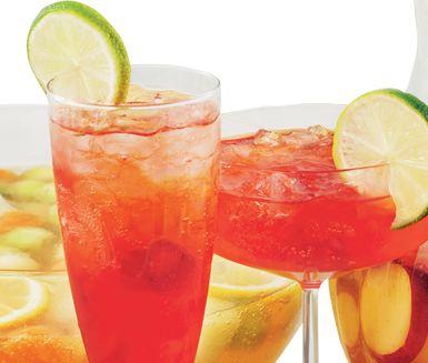 Alkoholfri drink som dracks av skådespelerskan Shirley Temple när hon gick på filmpremiärer som barn. Ginger ale, grenadine och lime anger smaktonen.