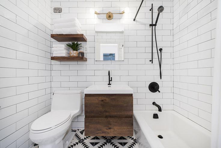 15 Fun And Different Ideas For Designing Bathrooms Teens Will Use Bathroom Tile Designs Bathroom Design Bathroom Design Small