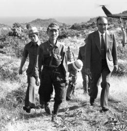 Hiroo Onoda: Last man fighting | The Economist
