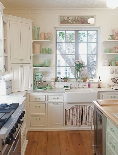 Романтичный стиль интерьера Шебби Шик   Sweet home