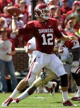 Phil Steele projects the Oklahoma Sooners to make it to National Championship #examinercom