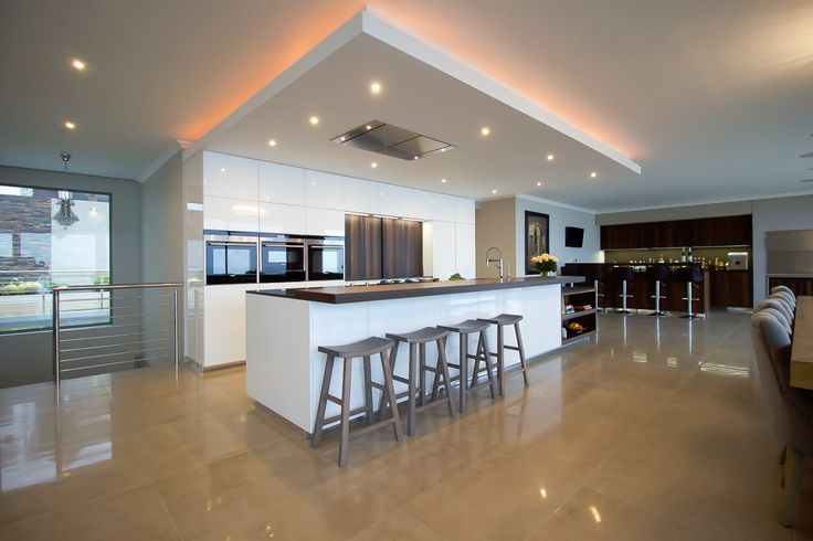 Caesarstone Kitchen of the Year 2016 | Imported Category | Eurocasa, Cape Town design by Mathilda Pienaar featuring Caesarstone Emperadoro