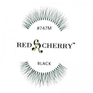 Gene False Red Cherry 747M doar pe http://www.makeup-shop.ro
