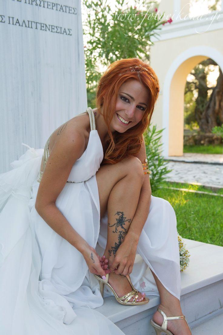 Beautiful & romantic wedding photography #Lefkas #Ionian #Greece #wedding #weddingdestination Eikona Lefkada Stavraka Kritikos