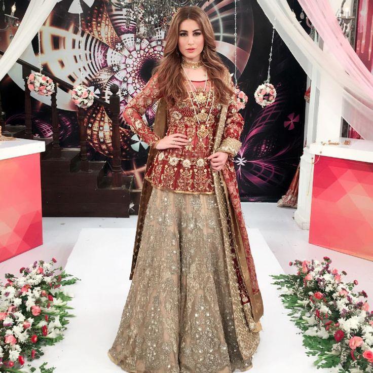 1197 besten Pakistani Attire Bilder auf Pinterest | Brautkleider ...