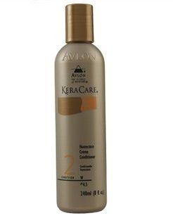 Avlon Keracare Humecto Creme Condicionador - É um condicionador  que ajuda a corrigir e prevenir a perda da hidratação durante a exposição a agentes químicos, prevenindo quebras e pontas duplas. Hidrata e umecta, desembaraçando e facilitando o penteado. Elimina a carga estática e intensifica o brilho dos cabelos.