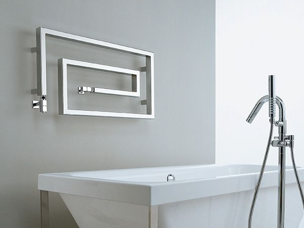 Wonderful Nameeks Scirocco Snake 85 Wall Mounted Hydronic Towel Warmer Wall Mounted  Hydronic Towel WarmerSciroccou0027s Snake Hydronic Towel Warmer Is A Unique  Option Home Design Ideas