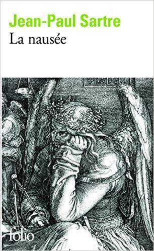 Amazon.fr - La nausée - Jean-Paul Sartre - Livres