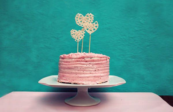 {DIY} Cake toppers fai da te