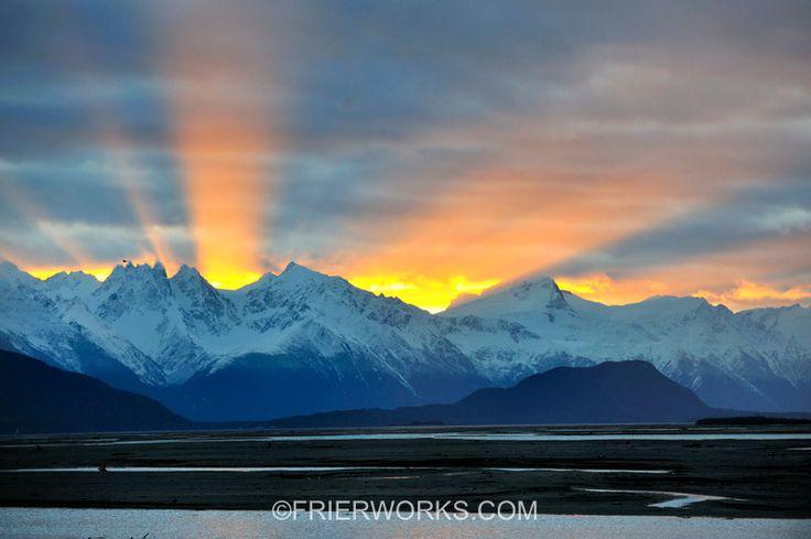 Alaska Sunrise   Sunrise / \ Sunset   Sunrise, Alaska ...