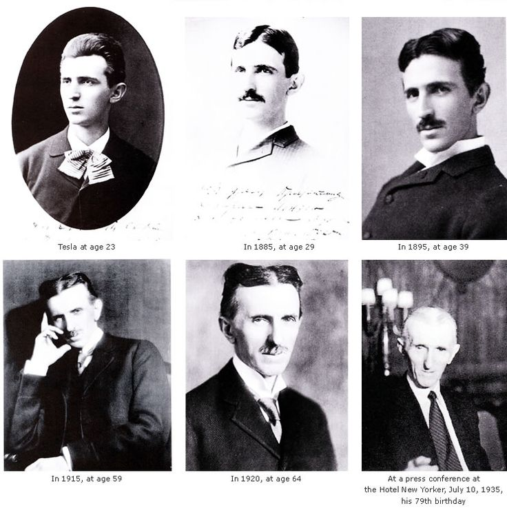 Tesla: Master of Lightning - good site with a good deal of information and pictures of Tesla.