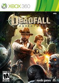 Boxshot: Deadfall Adventures by Nordic Games
