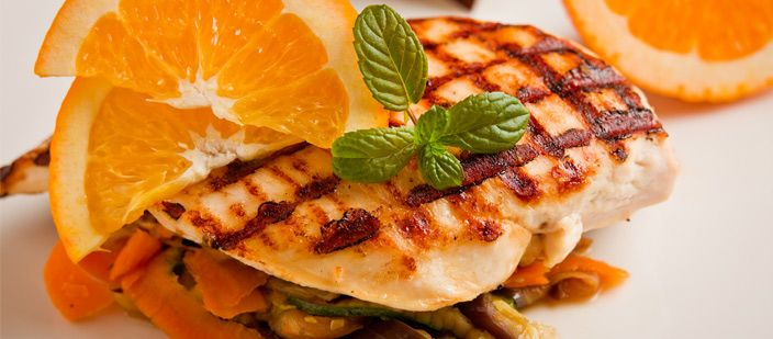 8 Healthy Grilled-Chicken Recipes | Fitness Republic