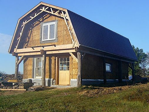 17 best images about straw bale houses on pinterest roof for Straw bale home plans