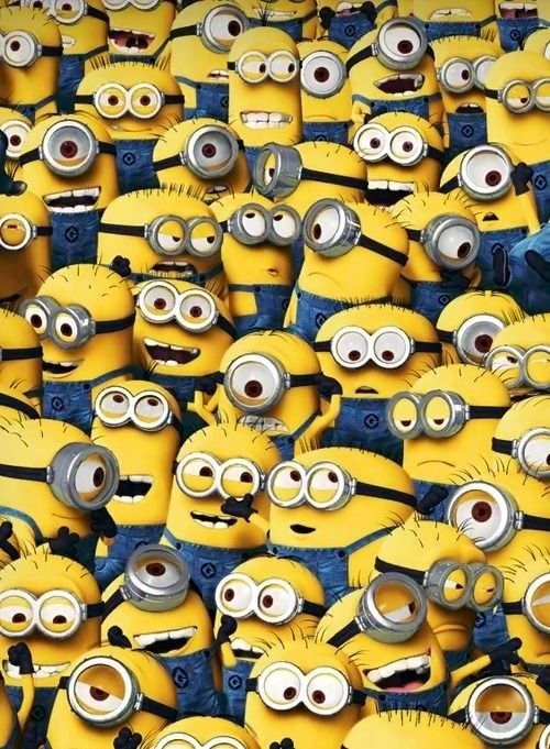 Minions iphone wallpaper despicable me pinterest - Despicable me minion screensaver ...