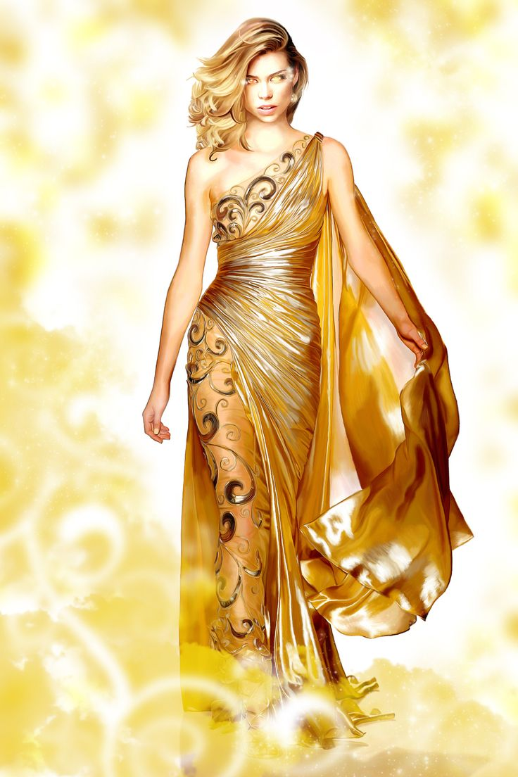 """""""Time Goddess"""" by Licie"""